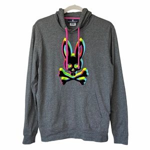 Psycho Bunny Holloway Pull-over Velvet Logo 4